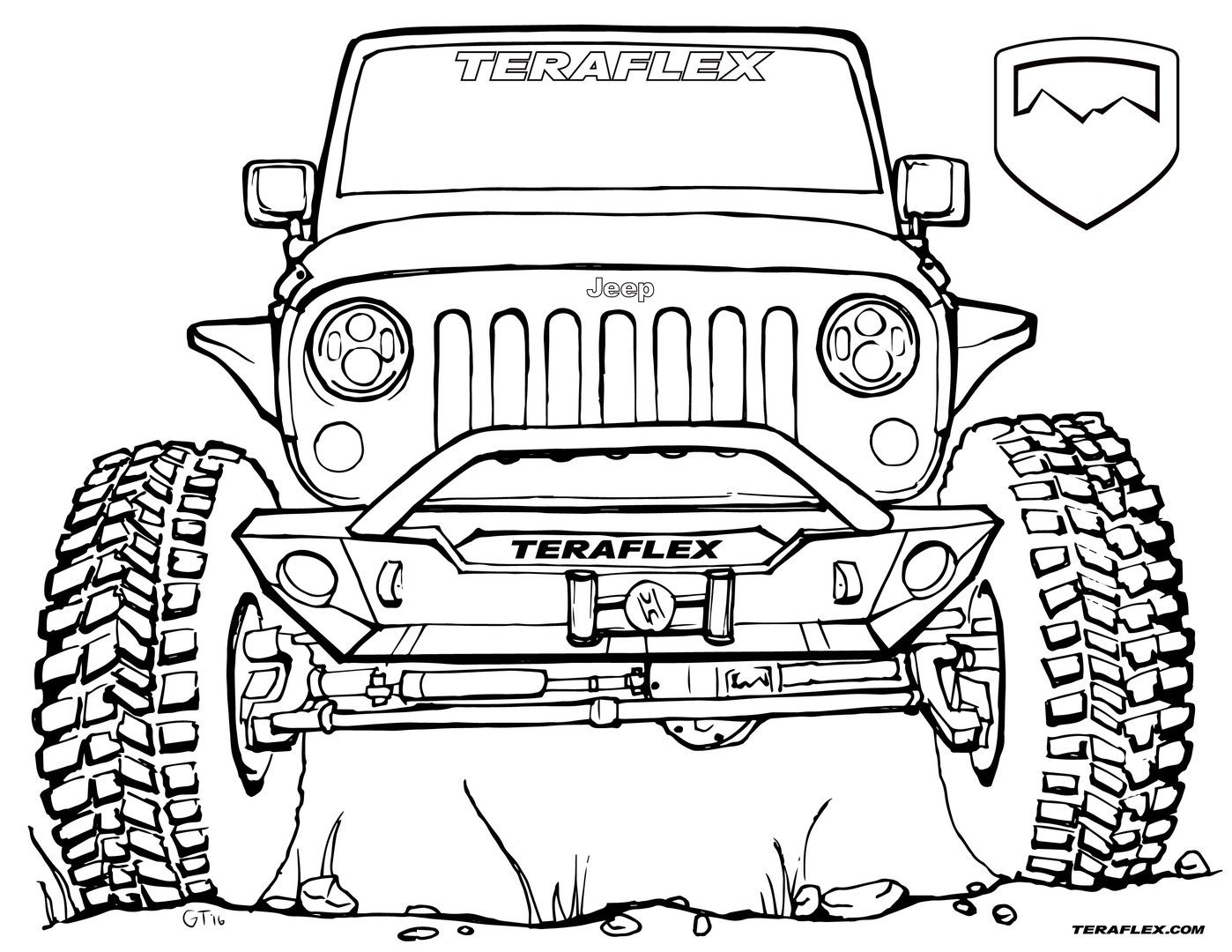 10+ Best For Jeep Cherokee Grill Drawing