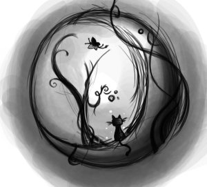moon simple drawing crescent tattoos getdrawings