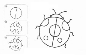 shapes drawing simple draw 2d basic children learn getdrawings