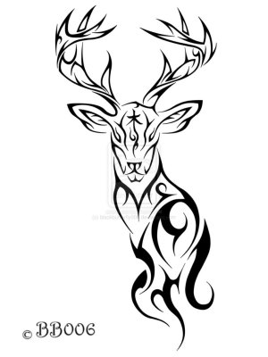 tattoo drawing simple clipart getdrawings