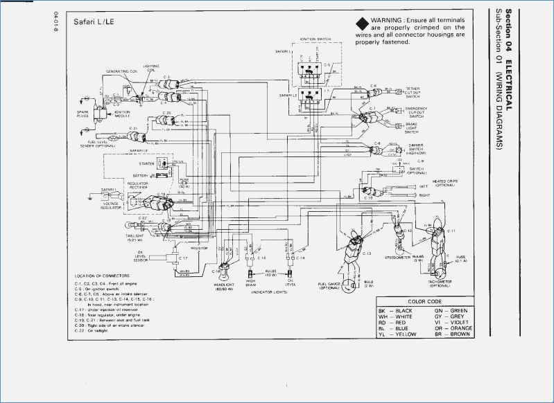 [DIAGRAM] Bombardier Skidoo 1998 Wiring Diagram FULL