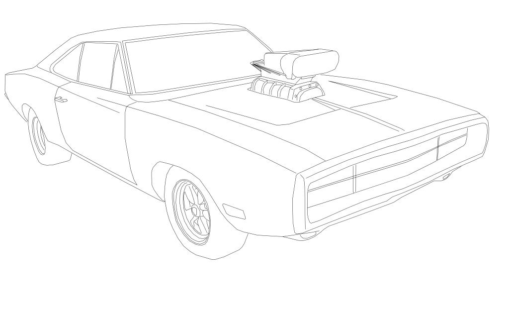 Skyline R34 Drawing At Getdrawings Com