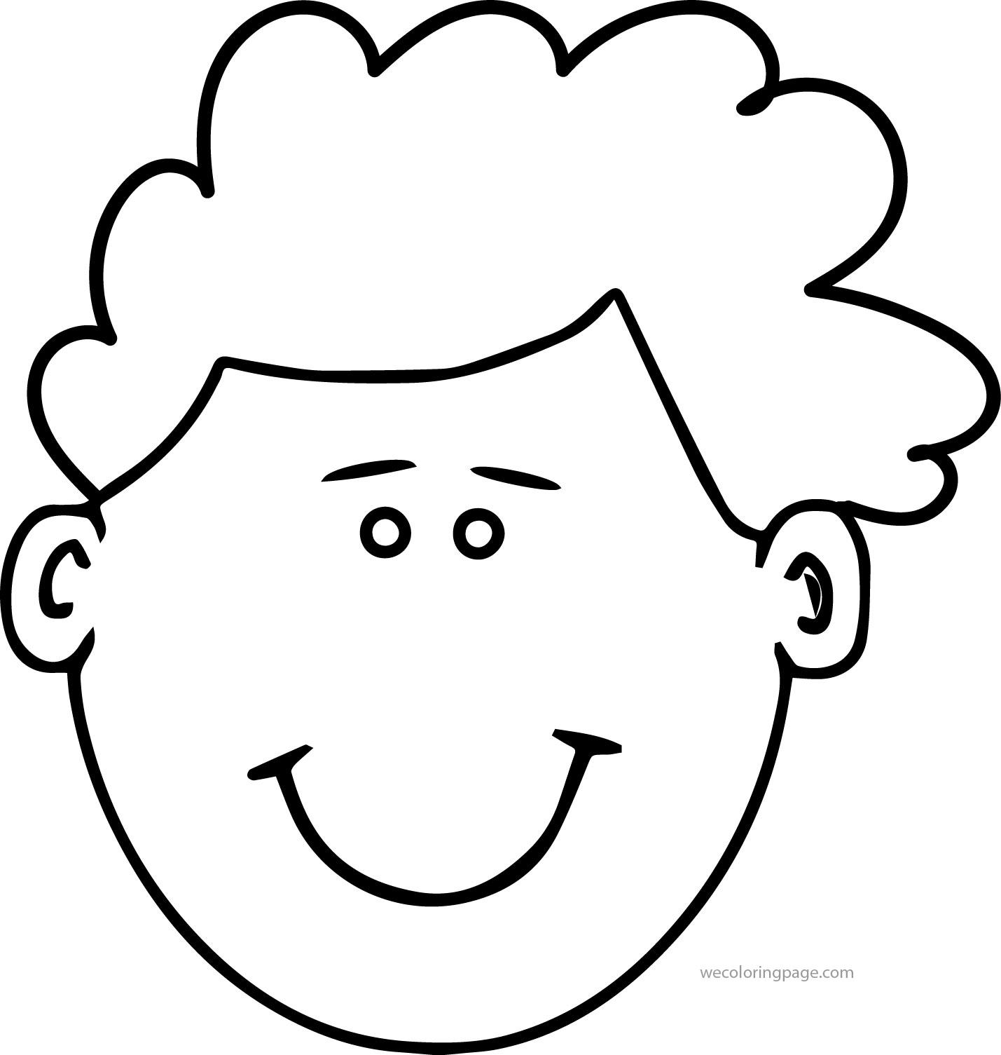 Smiling Faces Drawing At Getdrawings
