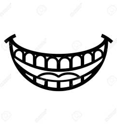 1300x1300 big cartoon smile vector royalty free cliparts vectors and stock [ 1300 x 1300 Pixel ]