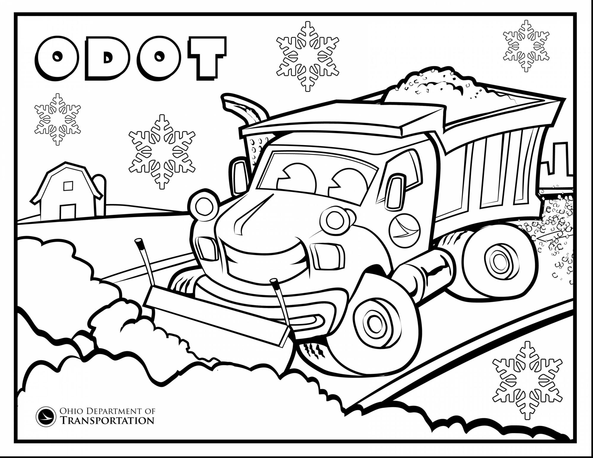 hight resolution of 3630x2805 snow plow coloring pages coloring page for kids