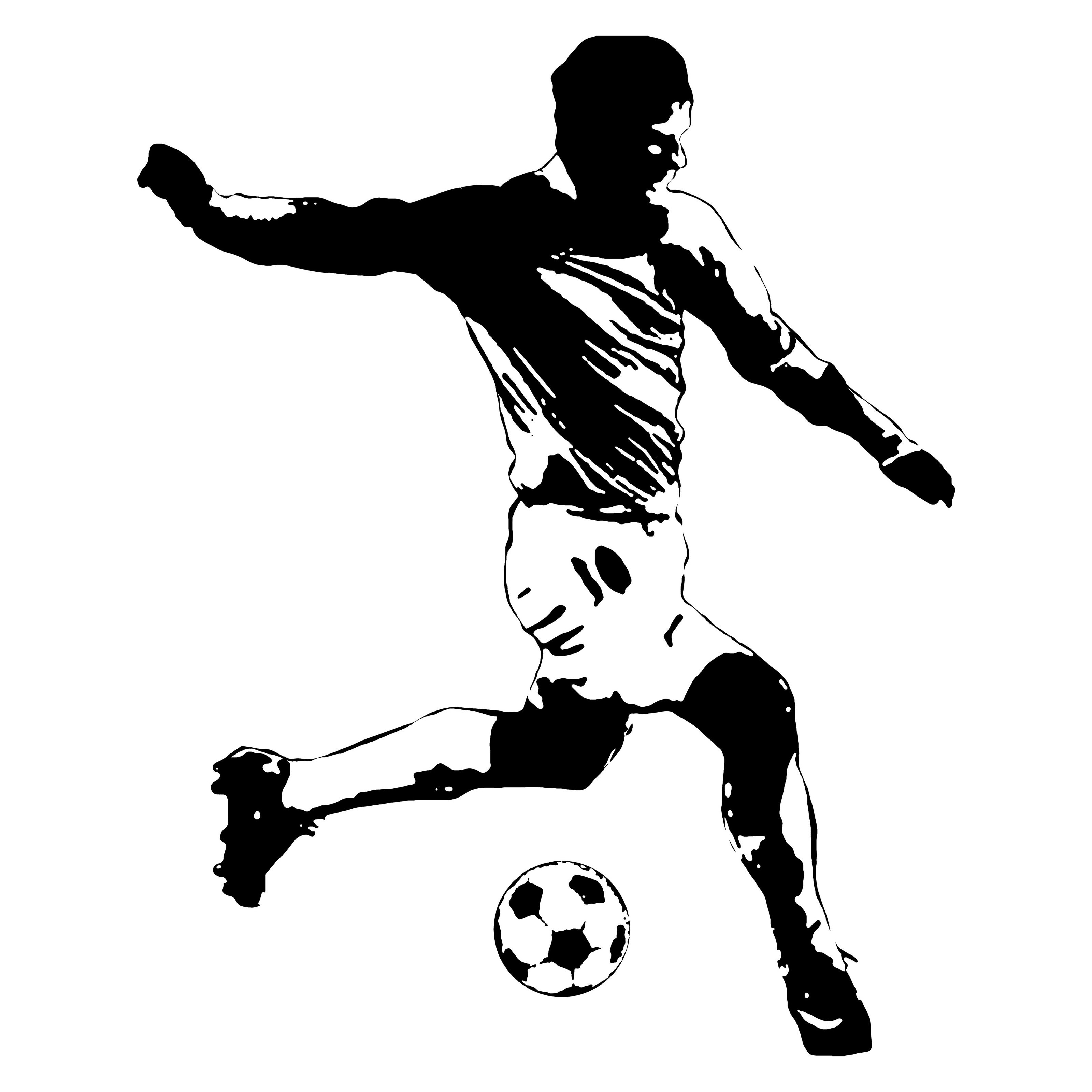 Soccer Ball Line Drawing At Getdrawings