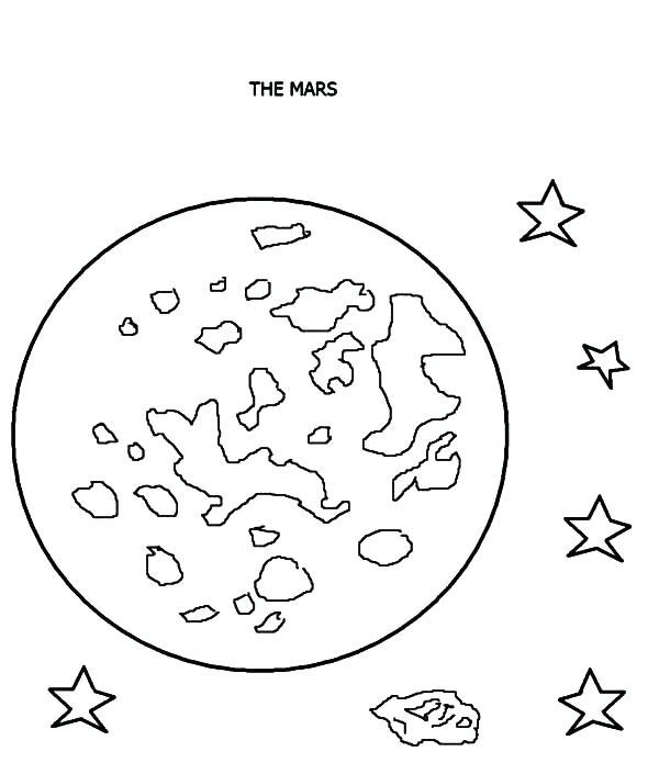 Pluto Planet Drawing At Getdrawings Com