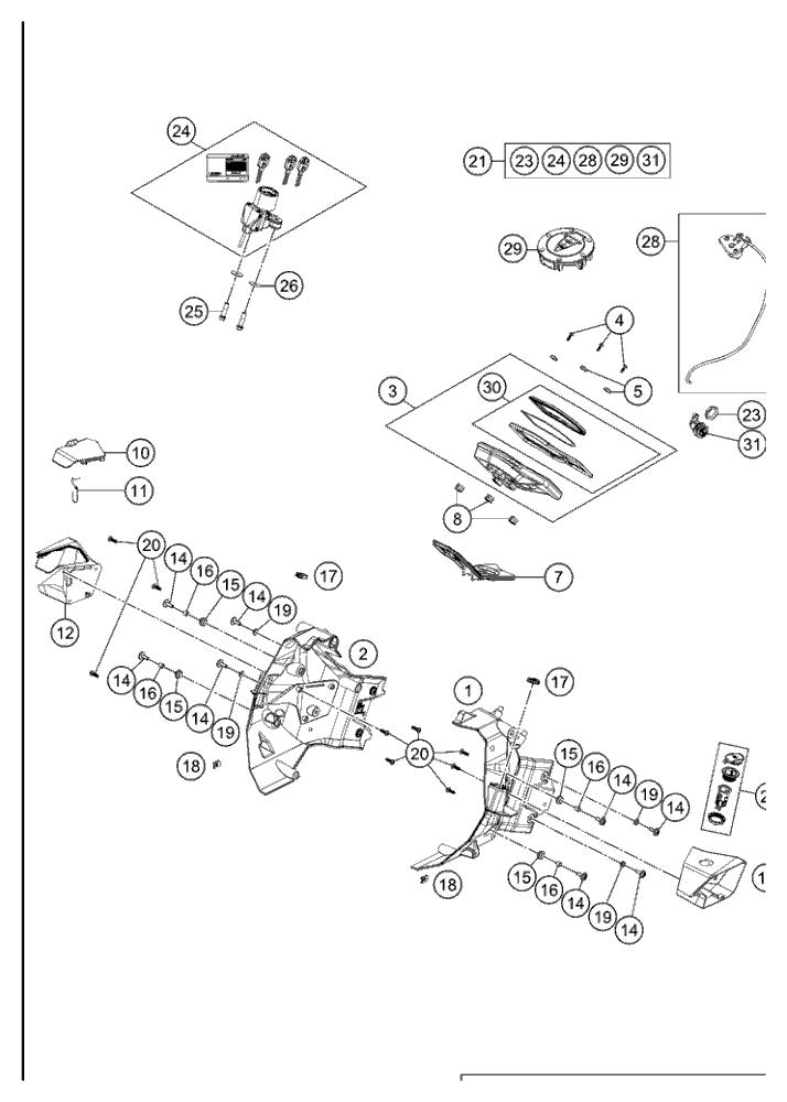 vertical vector diagram wiring diagram schematic
