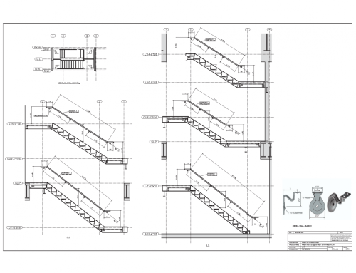 small resolution of 1280x981 staircase engineering drawing staircase gallery