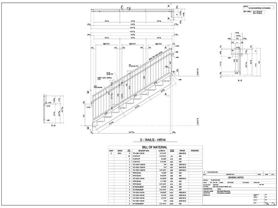 Stairs Architectural Drawing At Getdrawings Com