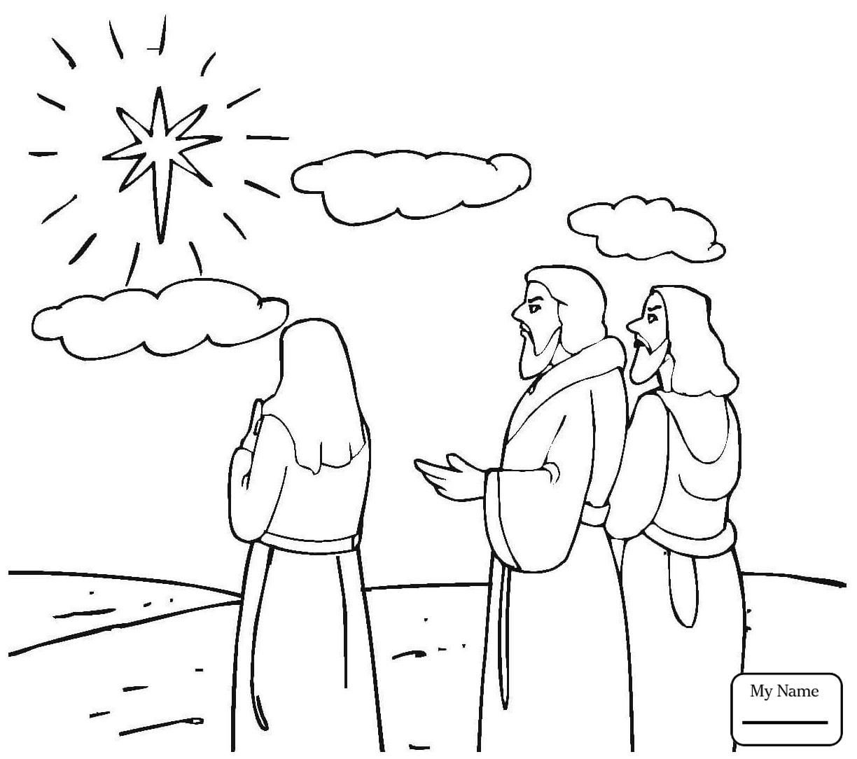 Star Of Bethlehem Drawing At Getdrawings