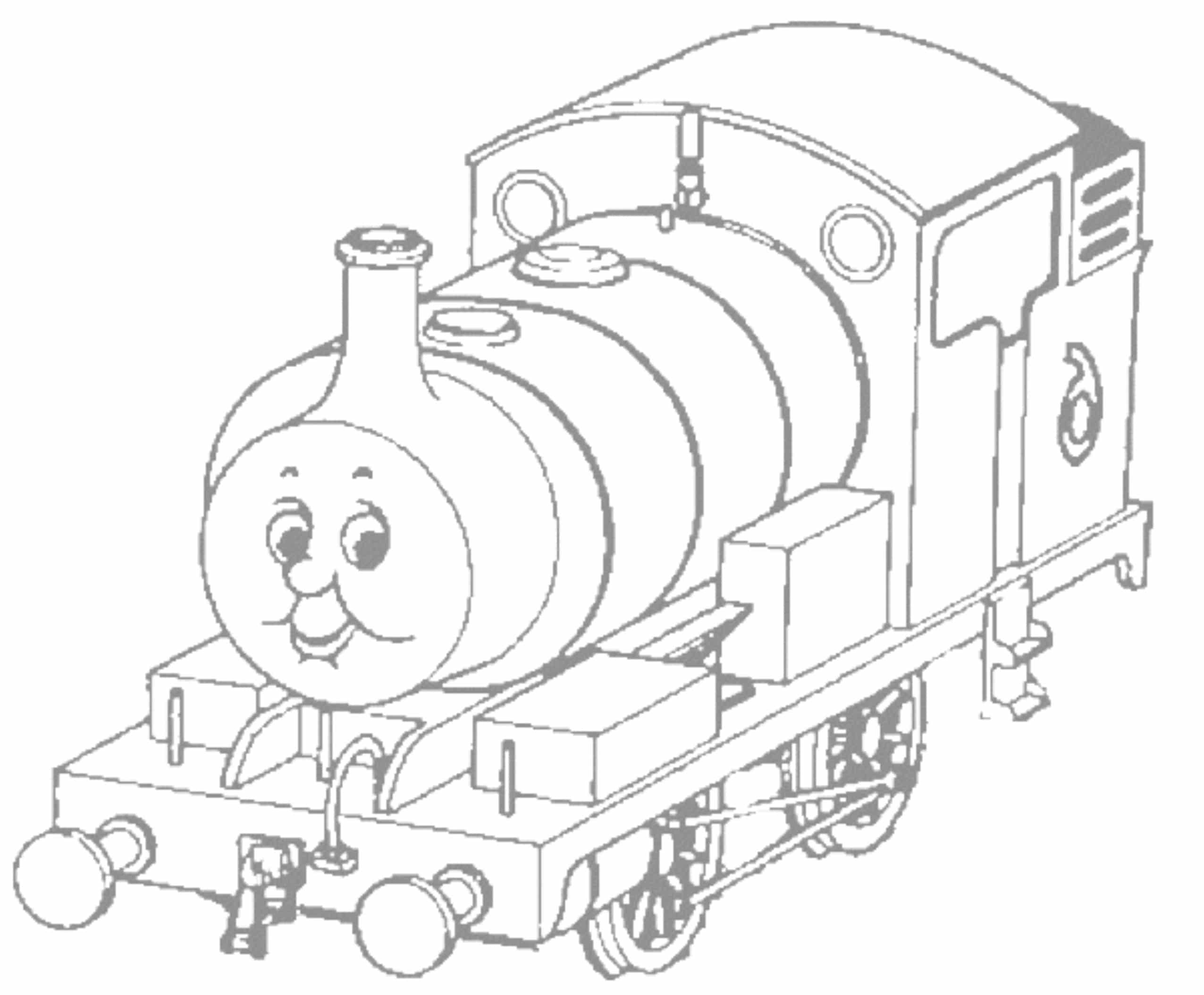 Steam Locomotive Drawing At Getdrawings