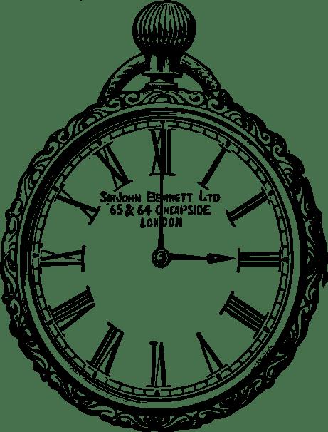 Steampunk Clock Drawing At Getdrawings Com