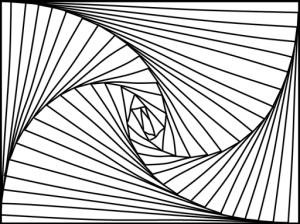 straight line patterns lines simple designs drawing pattern draw curves geometric coloring elements spiral pages remodel