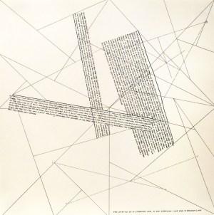 straight line lines lewitt sol broken drawing location getdrawings