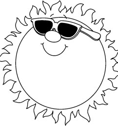 921x925 the sun clipart black and white [ 921 x 925 Pixel ]