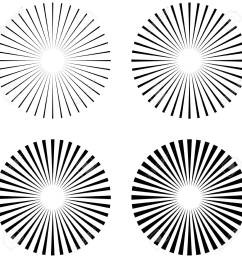1300x1300 set rays beams element the sun rays the shape of the starburst [ 1300 x 1300 Pixel ]