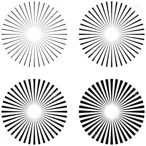 small resolution of 1300x1300 set rays beams element the sun rays the shape of the starburst
