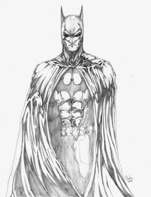 pencil drawings drawing batman superhero easy super hero sketches superheroes fantastic deviantart cool comic dc getdrawings cartoon templates characters cape