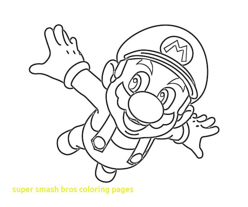 Super Smash Bros Drawing At Getdrawings Com