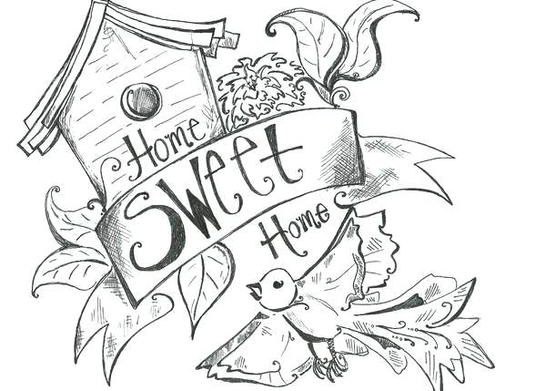 The best free Home drawing images. Download from 3594 free