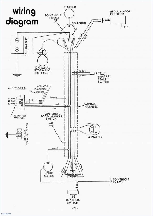 universal ignition switch wiring air horn relay diagram sea ray database drawing at getdrawings free for personal use tractor 640x901 kohler
