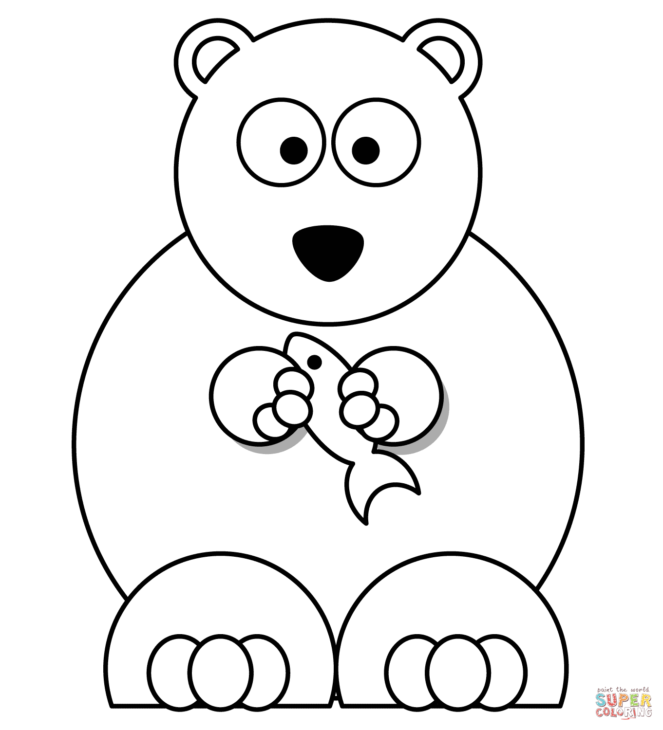 Teddy Bear Line Drawing At Getdrawings
