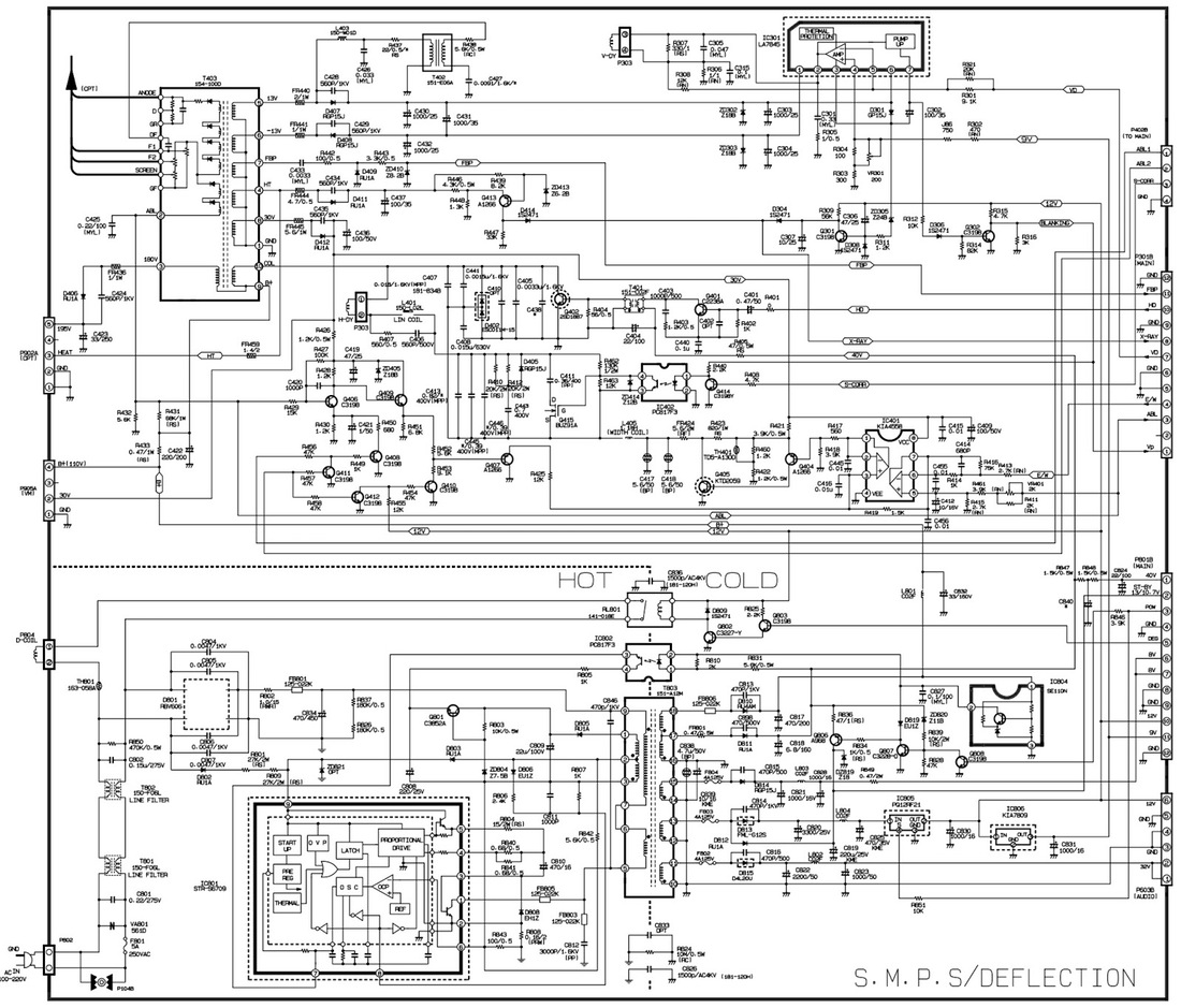 Fender Telecaster Circuit Diagram