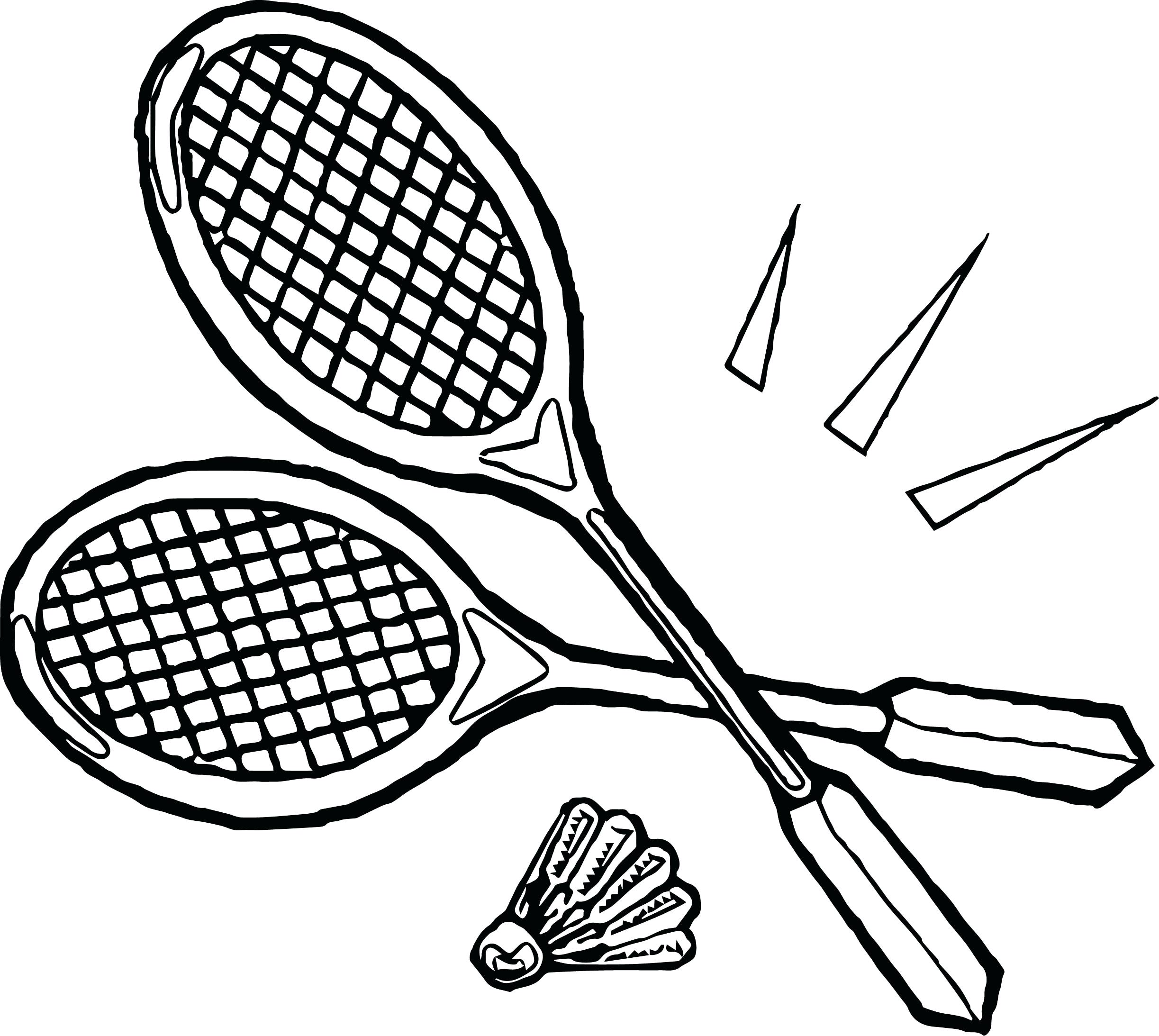 Tennis Drawing At Getdrawings