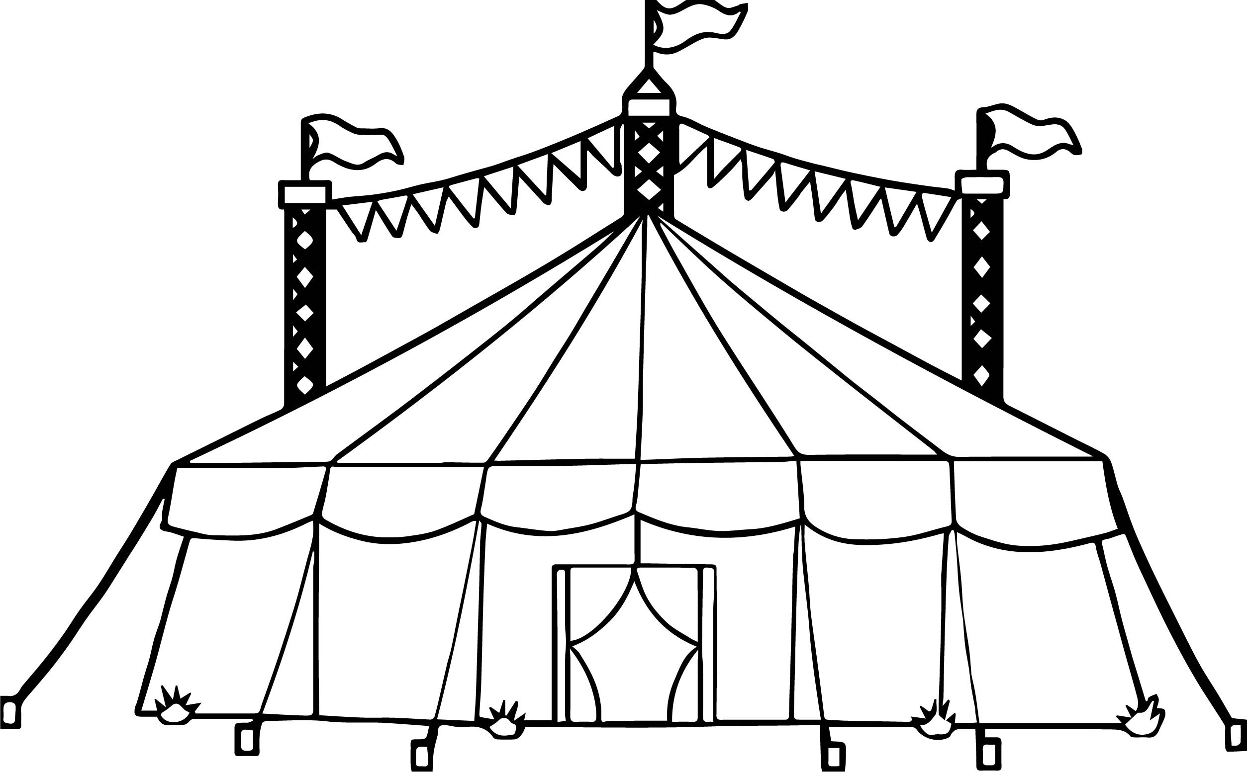 The Best Free Tent Drawing Images Download From 265 Free