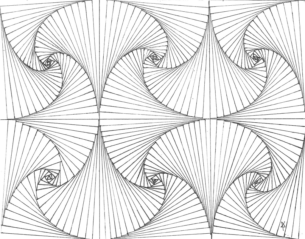 Texture Line Drawing At Getdrawings