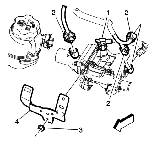 small resolution of 959x864 chevrolet sonic repair manual engine coolant thermostat