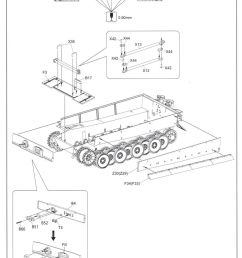 851x1200 tiger i tank recovery vehicle plastic model images list [ 851 x 1200 Pixel ]