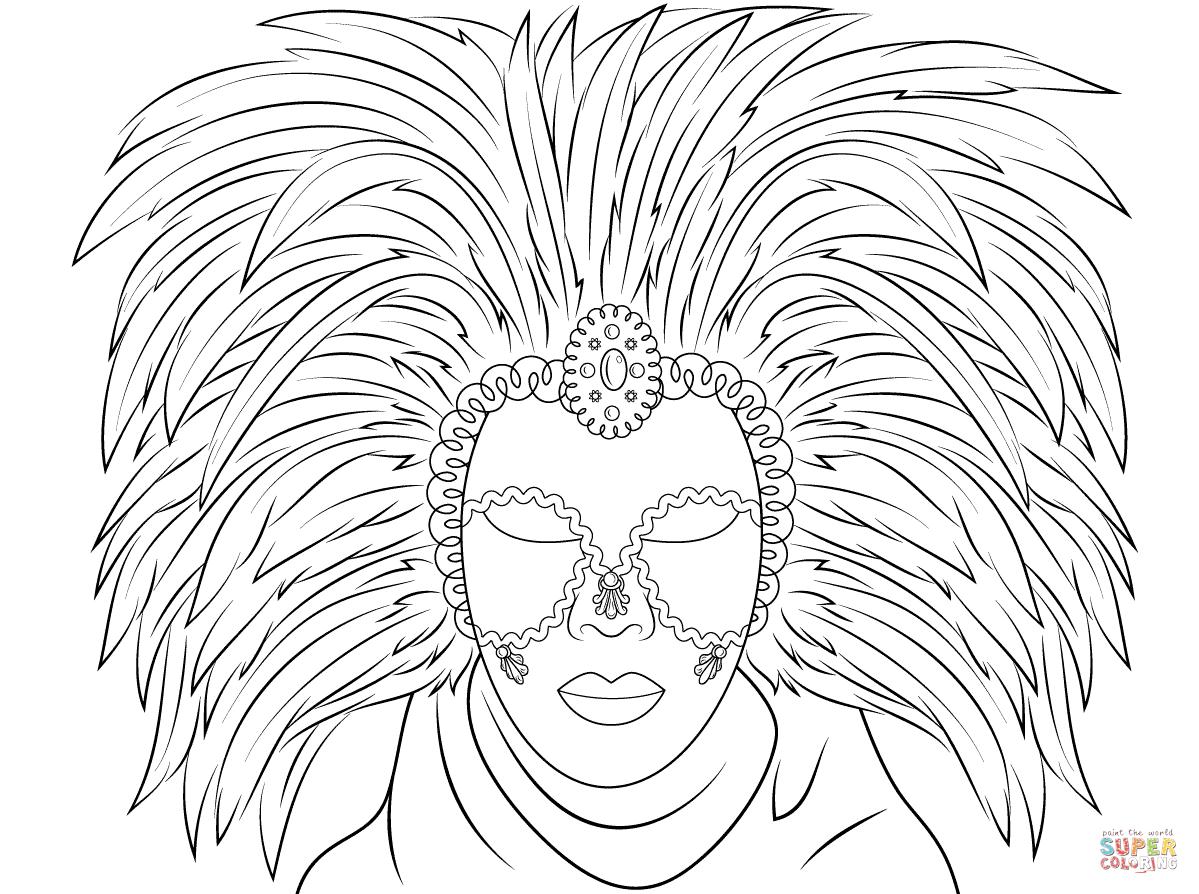 Tiki Mask Drawing At Getdrawings