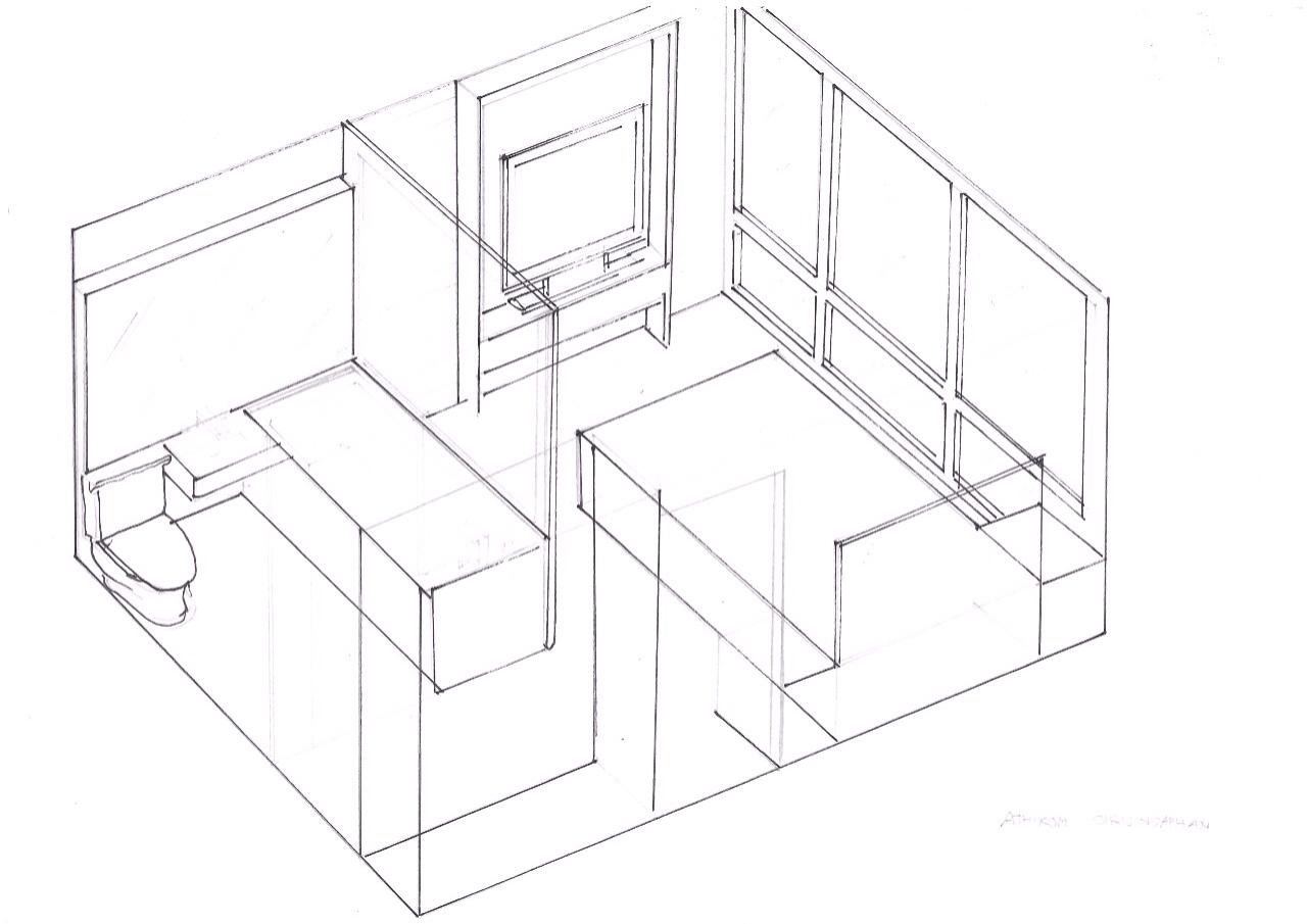Toilet Detail Drawing At Getdrawings