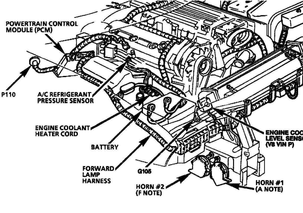 Chevrolet Camaro Wiring Diagram
