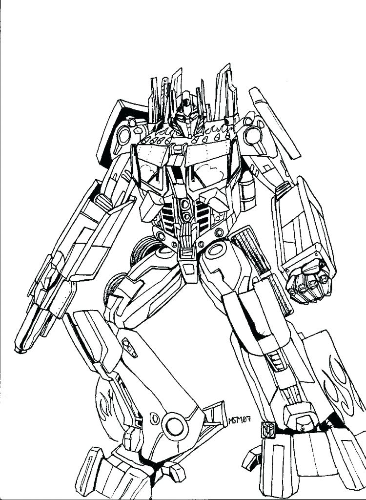Transformer Bumblebee Drawing At Getdrawings Com