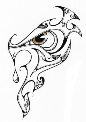 tribal designs drawing cool tattoo drawings dragon getdrawings