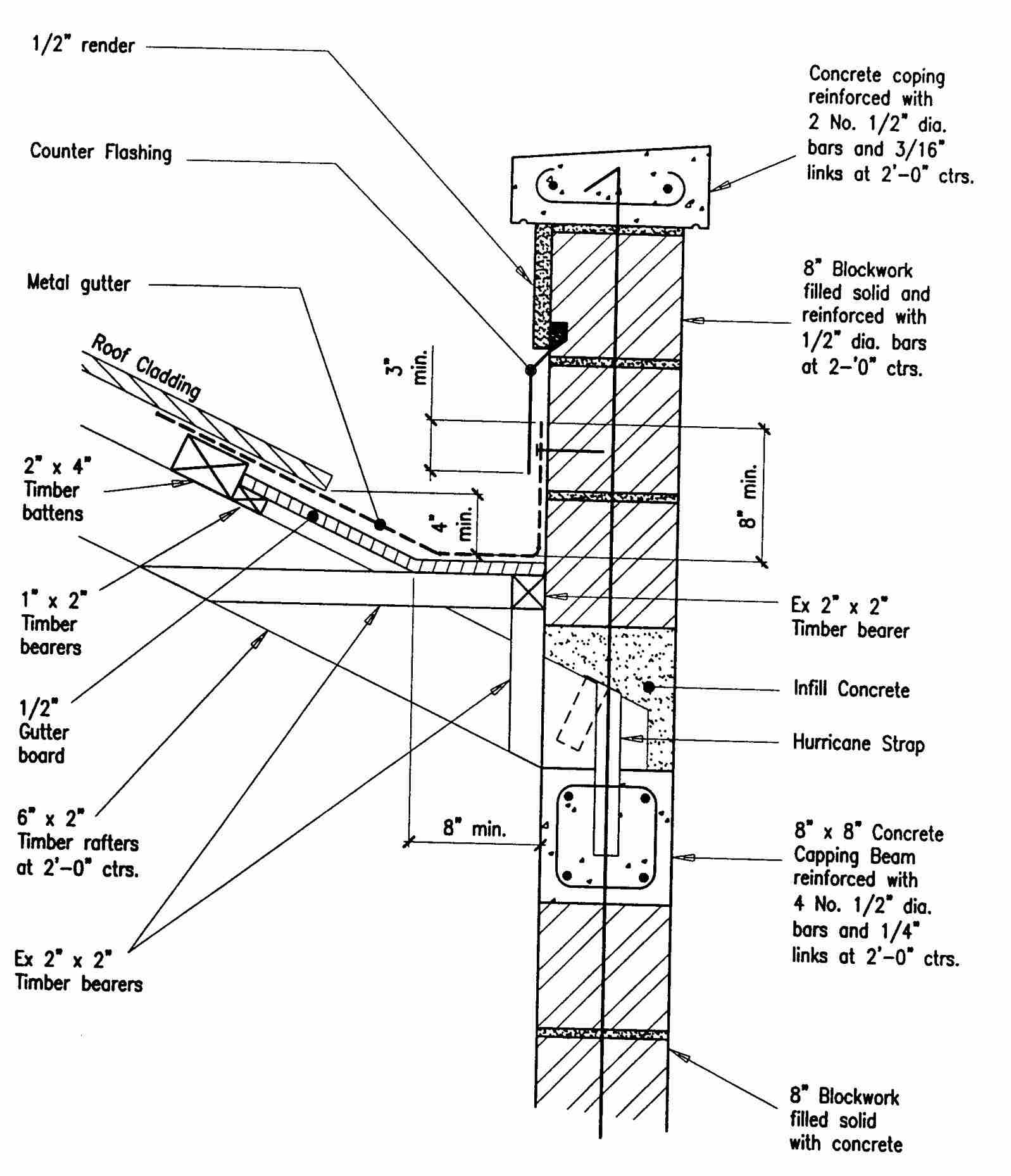 Truss Drawing At Getdrawings
