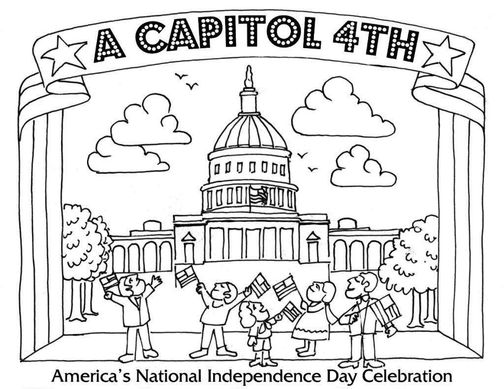 Us Capitol Drawing At Getdrawings