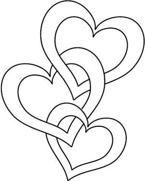 valentines drawing drawings easy valentine getdrawings