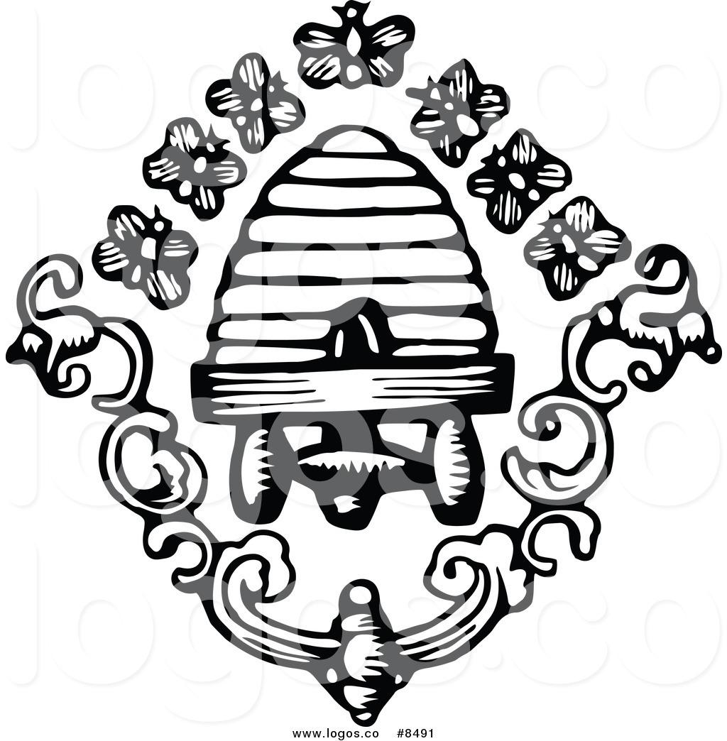 Vintage Bee Drawing At Getdrawings