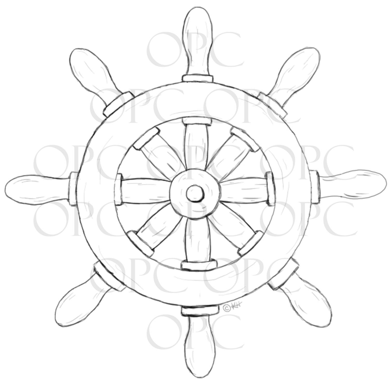 Water Wheel Drawing At Getdrawings