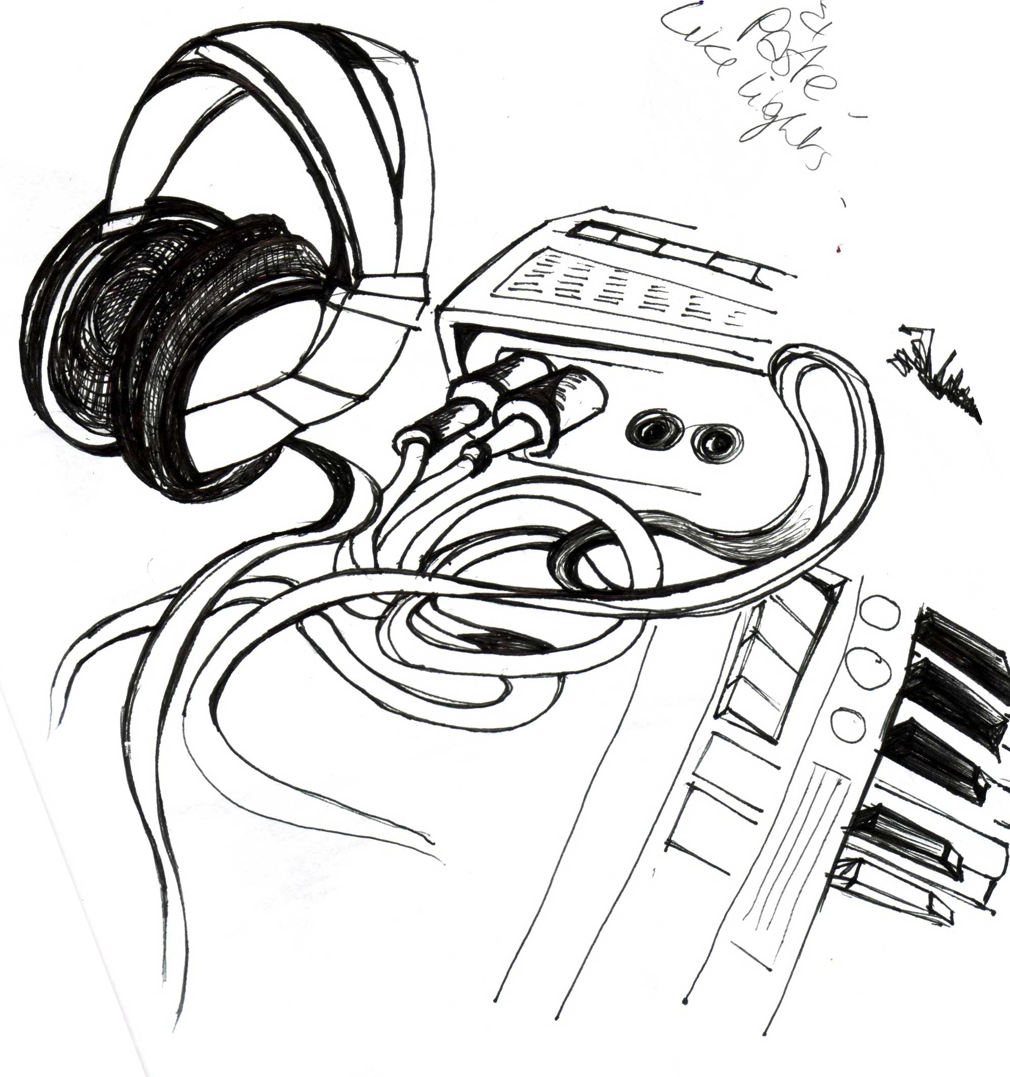 Wires Drawing At Getdrawings