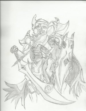 yu gi oh monster drawing getdrawings deviantart