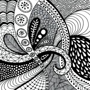Simple Zen Drawings