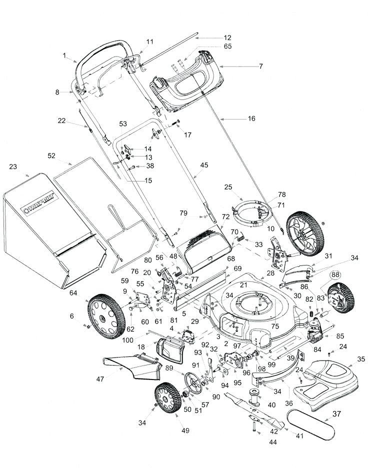 Toro Lawn Mower Wiring Diagram For Titan 5420