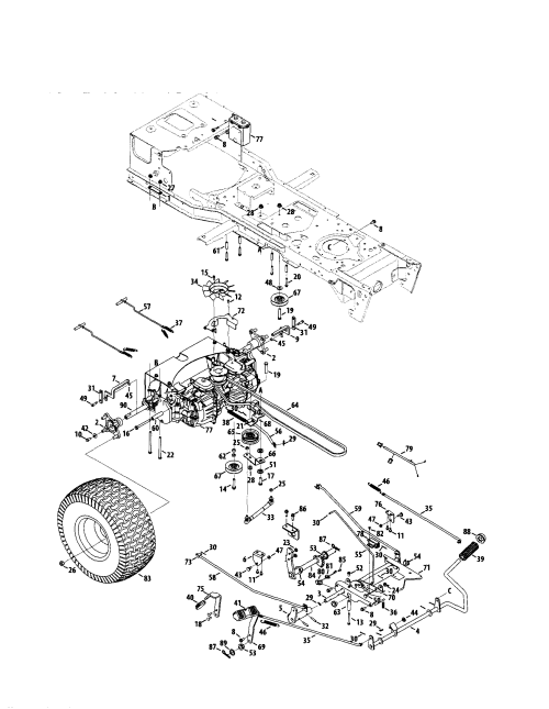small resolution of 1719x2219 zero turn mower parts diagram templates repair manual bobcat toro