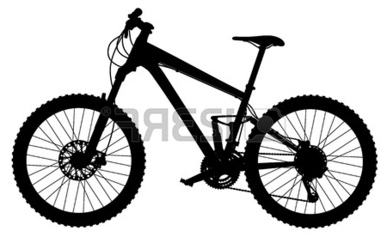 Bicycle Clip Art Silhouette At Getdrawings