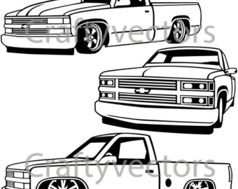 The best free Chevy silhouette images. Download from 53